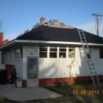 spring cleaning checklist - roof inspection
