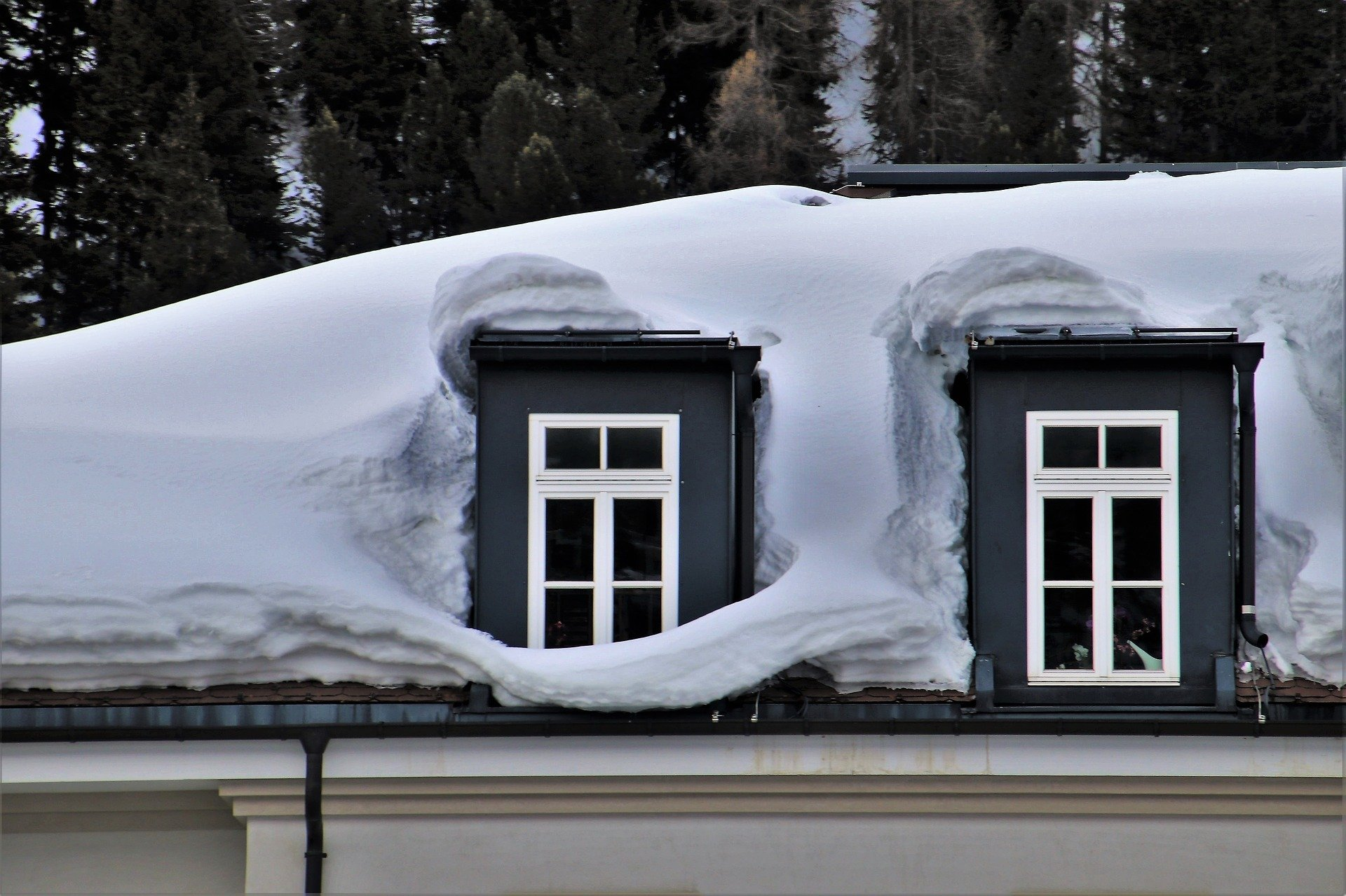 How Much Snow Is Too Much Snow For Your Roof American